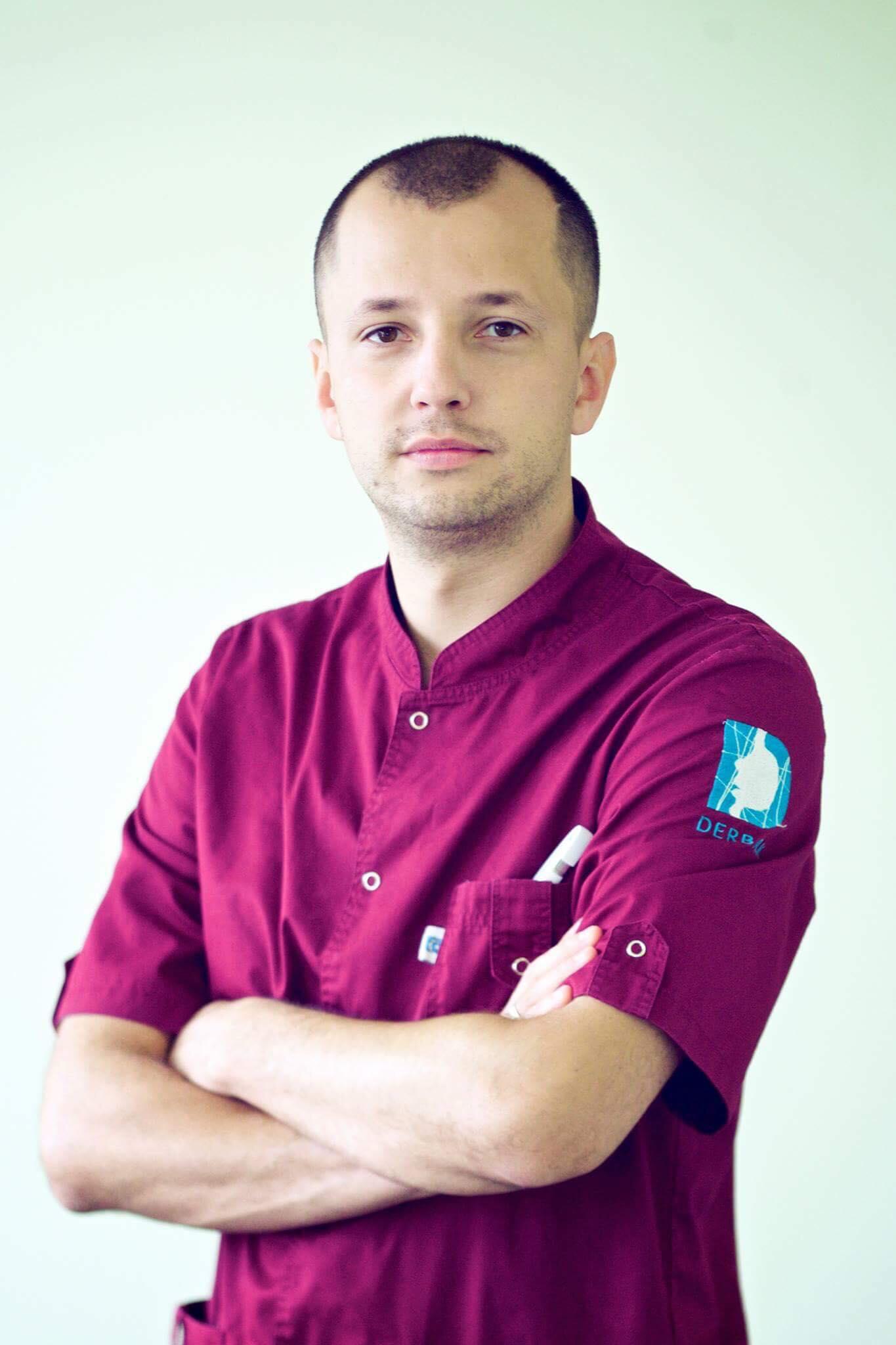 Дербак Сергей Иванович